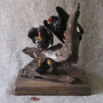 Vulture-Sculpture-by-roger swezey-personally-scavenged-natural-matter-5